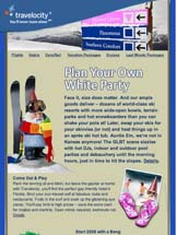 Travelocity.com - Plan Your Own White Party