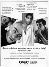 Gay/Lesbian health awareness - Concerned About Your Drug Use or Sexual Activity?