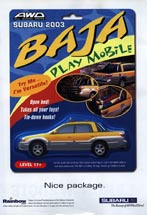 Subaru of America - Baja Play Mobile