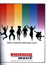 Wherehouse Music - What's A Celebration Without Great Music?