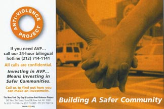 Gay issues awareness - Building A Safer Community