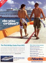 Atlantis Cruises - NYC