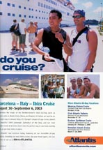 Atlantis Cruises - Do You Cruise? (Europe)