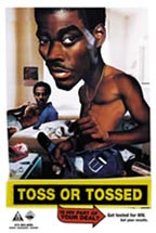Gay/Lesbian health awareness - Toss Or Tossed