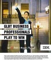 IBM - GLBT Professionals Play to Win