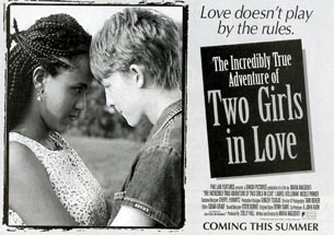 The Incredibly True Adventure of Two Girls in Love - The Incredibly True Adventure Of Two Girls In Love