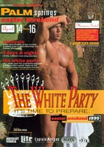 The White Party - Palm Springs Easter Weekend