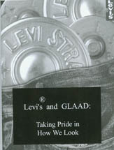 Levi's - Taking Pride In How We Look - GLAAD