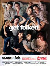 Showtime - Queer as Folk - QAF Get Folked