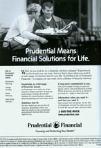 Prudential - Solutions for Life