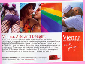 Austrian Tourist Office - Vienna Waits For You