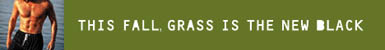Hyatt Resorts - This Fall, Grass Is The New Black