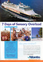 Atlantis Cruises - 7 Days Of Sensory Overload