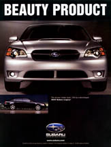 Subaru of America - Beauty Product
