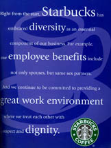 Starbucks - Respect And Dignity
