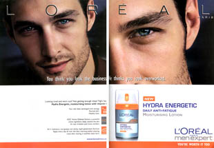 L'Oreal Men Expert - You Think You Look the Business