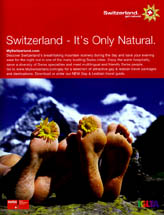 Switzerland - It's Only Natural