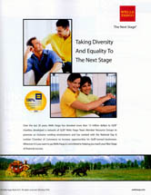 Wells Fargo & Company - Taking Diversity and Equality to the Next Stage