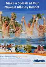 Atlantis Cruises - Make a Splash at Our Newest All-Gay Resort