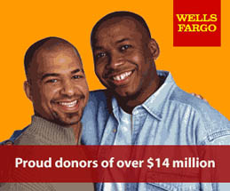 Wells Fargo & Company - Proud Donors of Over $14 Million...
