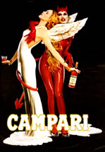 Campari - Angel and Devil