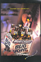 Bud Light - Another One Coming out