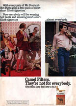 Camel - Hot Pants