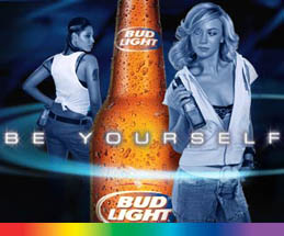 Bud Light - Be Yourself (Girls)