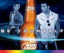 Bud Light - Be Yourself (Guys)