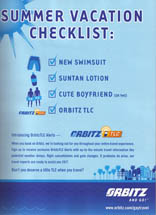 Orbitz - Summer Vacation Checklist: