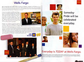 Wells Fargo & Company - Someday Pride will be celebrated everday.