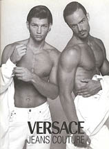 Versace - White Denim