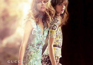 Gucci - Two Women -- Light and Dark