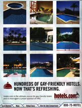 Hotels.com - Refreshing