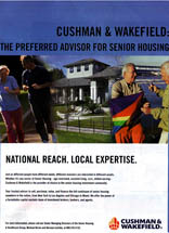 Cushman & Wakefield - The Preferred Advisor for Senior Housing