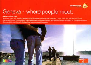 Switzerland - Geneva-Where People Meet