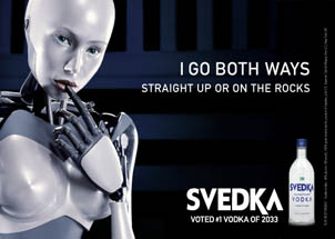 Svedka Vodka - I Go Both Ways