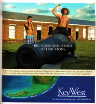 The Florida Keys/Key West - Big Guns and Other Attractions