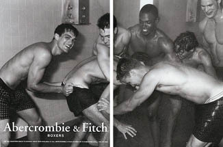 Apologise, but, Abercrombie and fitch nude ad you talent