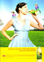 Lipton Tea - Become a Naturally Protected Habitat
