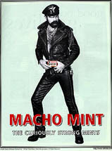 Altoids - Macho Mint