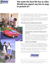 Allstate - You Want the Best Life Has To Offer