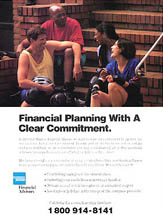 American Express - Financial Planning With A Clear Commitment