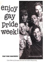 Coors Light - Enjoy Gay Pride Week