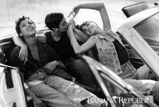 Banana Republic - Backseat