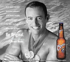 Coors Light - Bruce Hayes