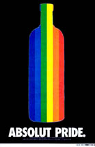 Absolut vodka - Absolut Pride