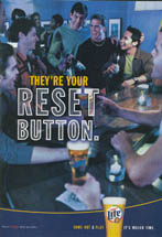 Miller Lite - They're Your Reset Button