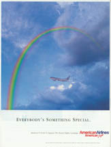 American Airlines - Everybody's Something Special