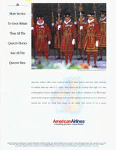 American Airlines - All the Queen's Horses and All the Queen's Men